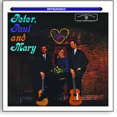 【新品レコード】180g,45回転,2枚組ピーター・ポール&マリー「Peter Paul and Mary」