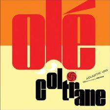 【新品レコード】180g,45回転,2枚組ジョン・コルトレーン「オーレ!コルトレーン」