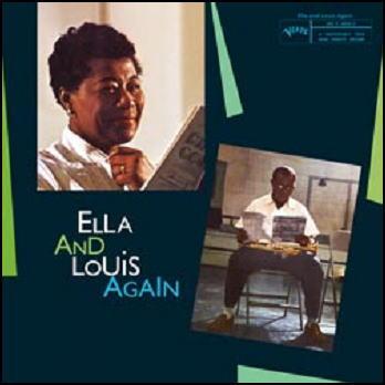 【新品レコード】エラ・フィッツジェラルド「Ella And Louis Again」
