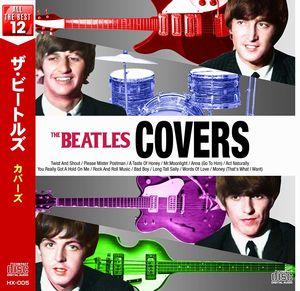 ザ ビートルズ 海外限定 一部予約 CD カバース