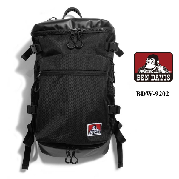 リュック BEN DAVIS ベンデイビス リュックサック BDW-9202 コンビスクエアデイパック COMBI SQUARE DAYPACK バックパック トートバック かばん カバン 鞄 送料無料 10倍 新生活 引っ越し プレゼント