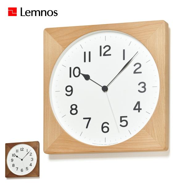 Lemnos タカタレムノス 壁掛け時計 NY18-07 ROOT ルート 電波時計 [時計 壁掛け 掛け時計 ウォールクロック おしゃれ デザイン 子供 ギフト 引っ越し 新生活 クリスマス 結婚 祝い 送料無料] 10倍 プレゼント