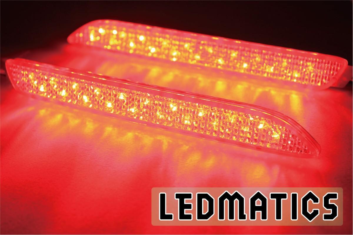 【3%OFFクーポン配布中】【LEDMATICS商品】GRX13# マークX 純正加工 LEDリフレクター T1-40(AT)