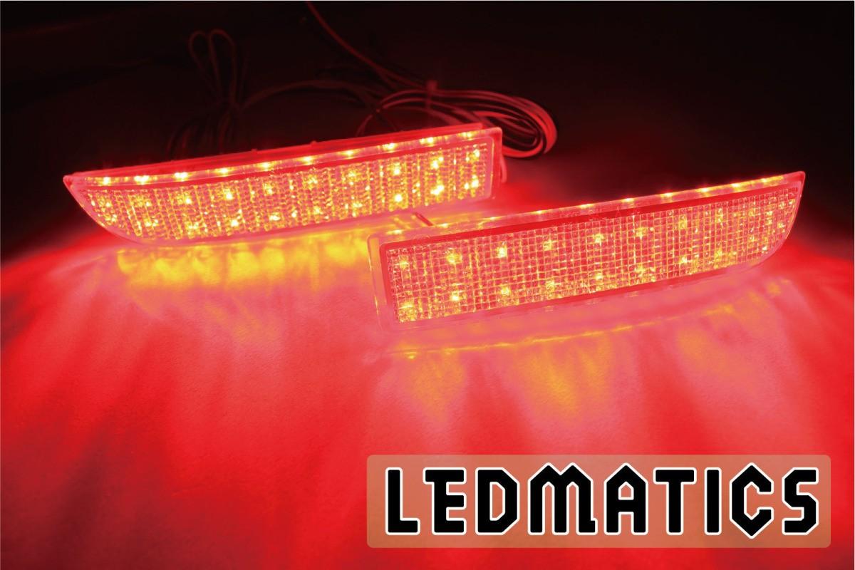 【LEDMATICS商品】ACR50 エスティマ 純正加工LEDリフレクター T2-40(AT)