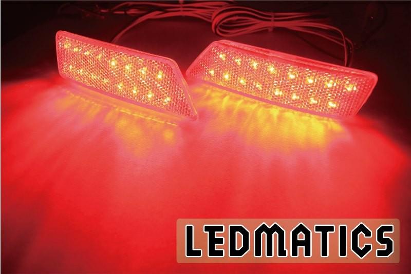 【LEDMATICS商品】E11 ノート 純正加工LEDリフレクター N4-32(AT)