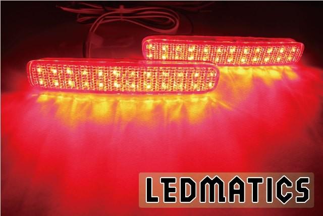 【LEDMATICS商品】ACM24# イプサム 純正加工LEDリフレクター T3-48(AT)