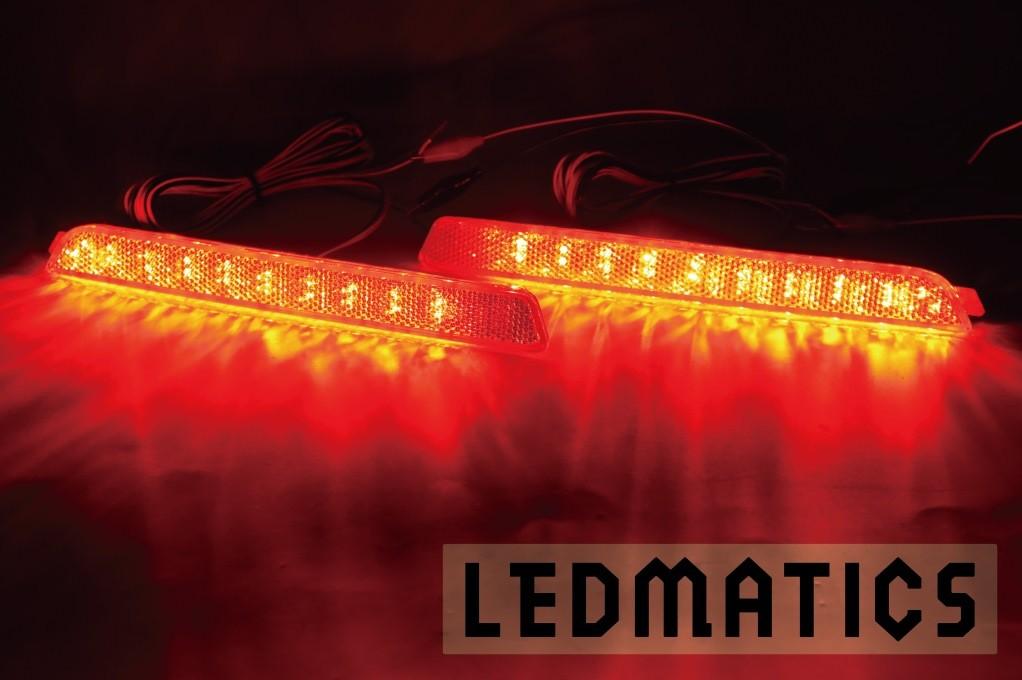 【LEDMATICS商品】BK アクセラ 純正加工LEDリフレクター MZ2-40(AT)