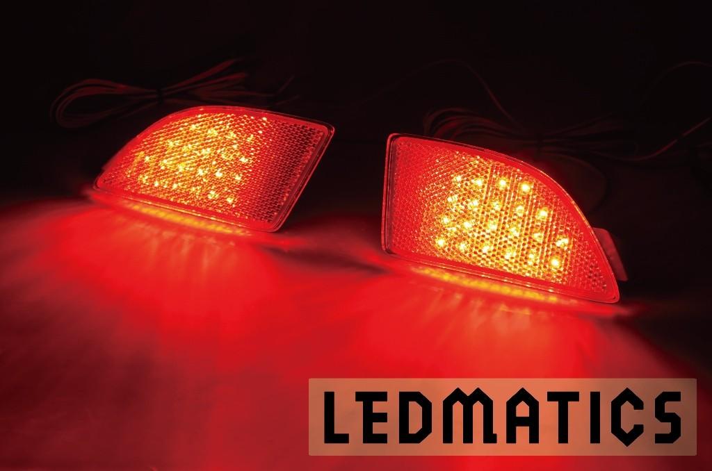 【LEDMATICS商品】BM/BY アクセラ スポーツ 純正加工LEDリフレクター MZ7-42(AT)