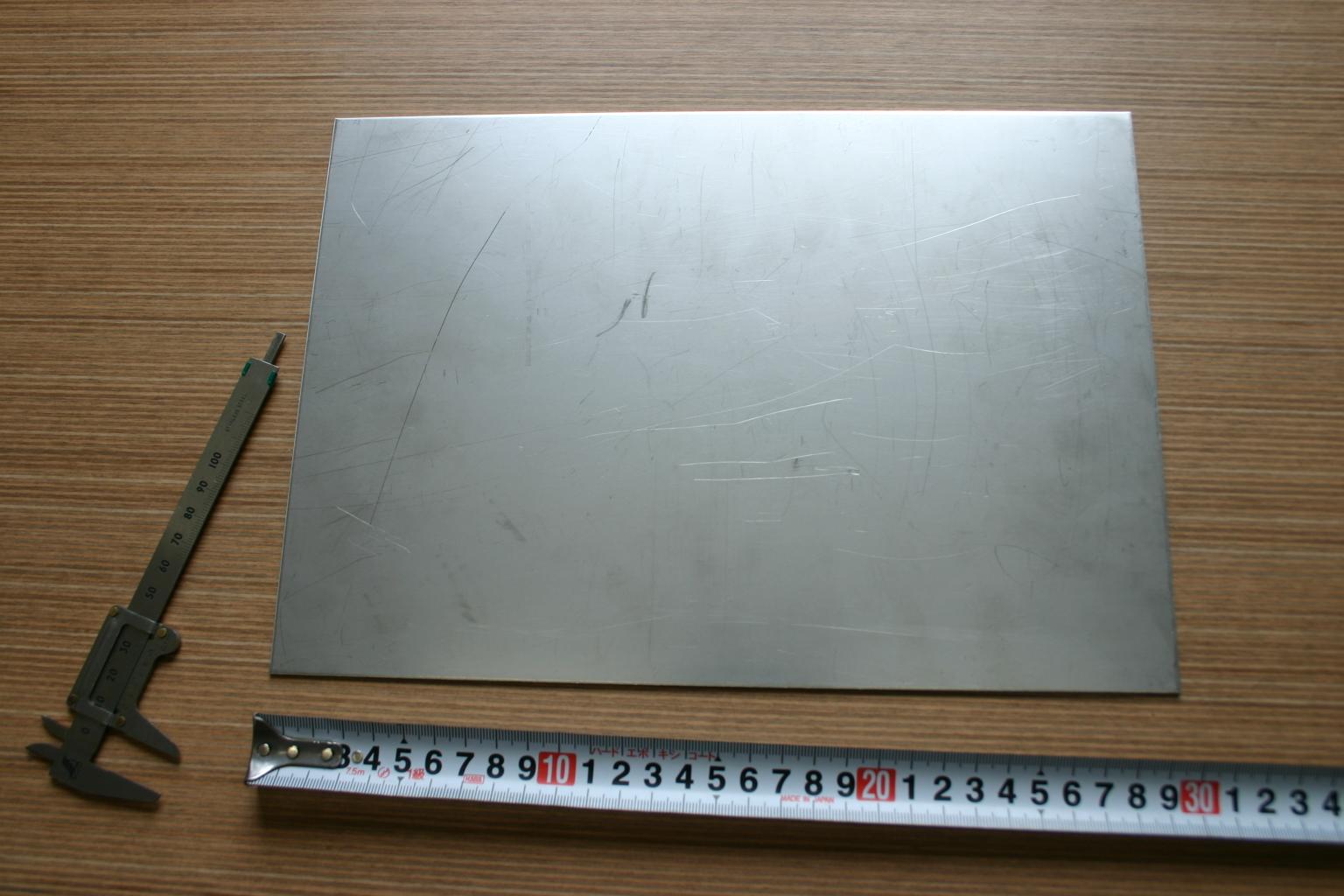 ステンレス板 2B A4サイズ お得なキャンペーンを実施中 t=1.5mm 店舗