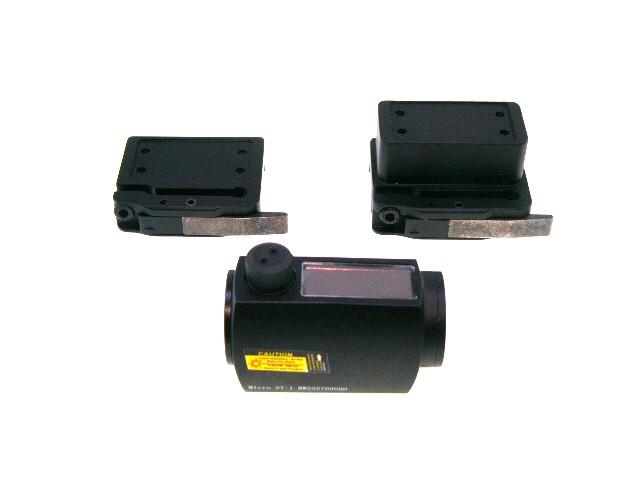 T-1ソーラー電池不要レッドドットサイトハイローマウント新品黒