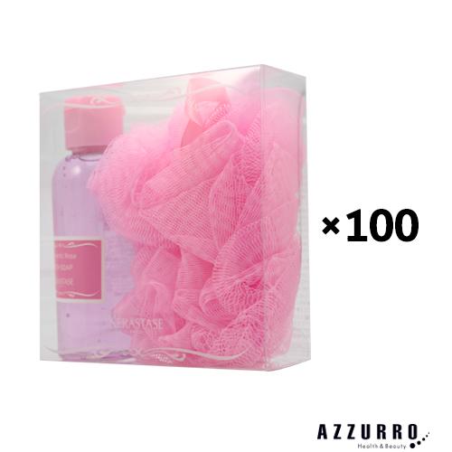 ケラスターゼ バスキット 60ml ロマンティックローズ 100個セット【ゆうパック対応】