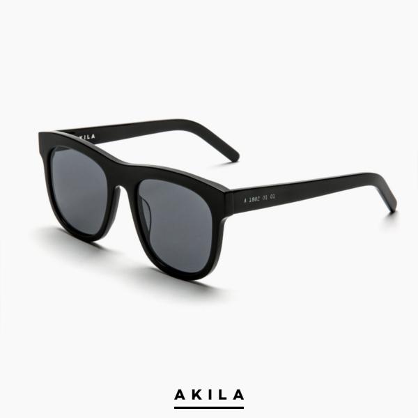 AKILA/アキラ/Genesis/サングラス/BLACK/ブラック/ビッグフレーム/眼鏡/メガネ/ロサンゼルス/ロス/USA/メンズ/送料無料/新作/