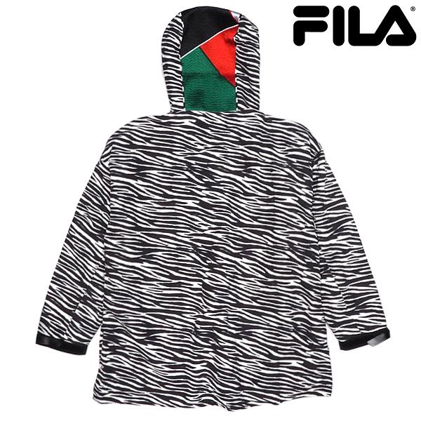 FILABTS着用モデルプリントTシャツターコイズFFM9357フィラユニセックス半袖TシャツロゴプリントスポーティストリートFREEフリーサイズメンズ/レディース送料無料新作
