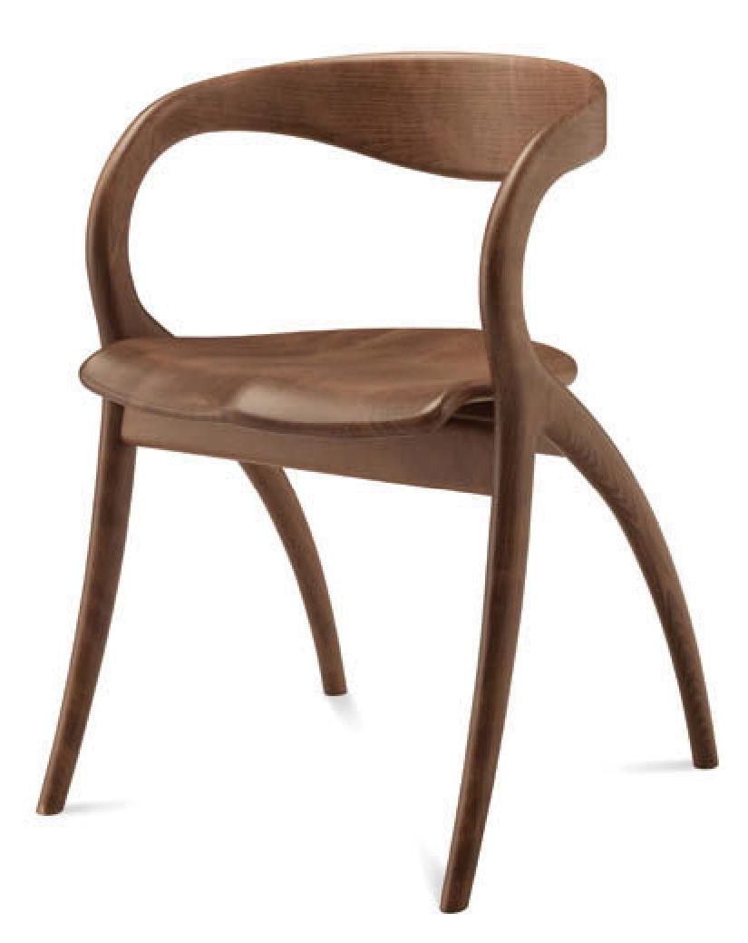 Auc Banjo | Rakuten Global Market: Wooden Chair/Italy / Walnut Color