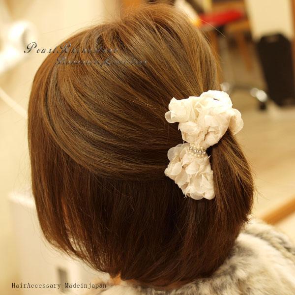 香蕉环形别针蝴蝶结头发配饰派对邀请头发配饰fuwafuwa可爱的可爱的女