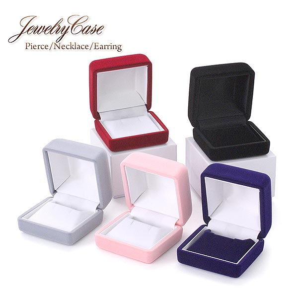 Luxury Necklace Case Pkeys Earring Accessory Jewelry Box Glove Compartment Storage Save I Put Cute