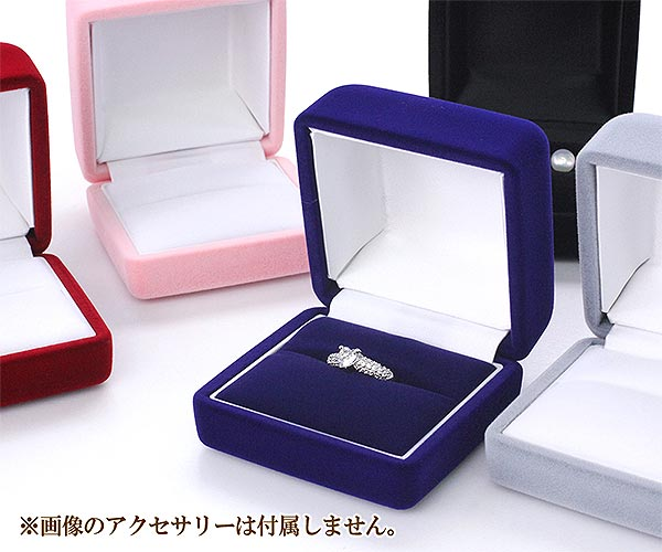 Accessoryshopbarzaz Ring Ring Case Jewelry Box Jewelry Case Box