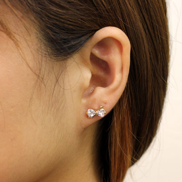 Feminine Elegant Texture Would Like To Reach A Littleto Recommend Cute Earrings
