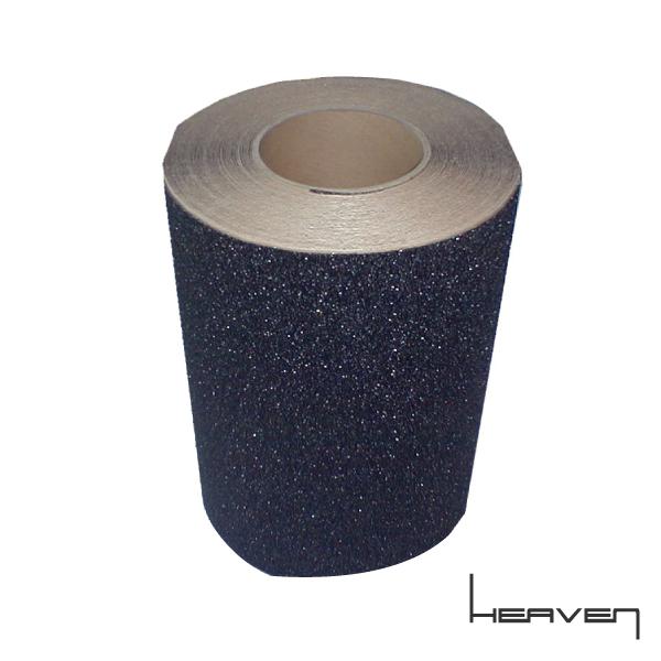 【あす楽対応】【送料無料】HEAVEN DECK TAPE ROLL 11インチ×20ヤード(約20台分)ヘブン デッキテープロール ブラック【スケボー スケート デッキテープ ロンスケ クルージングボード】