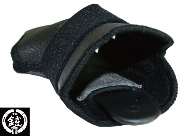 "YOROI POWER WRIST GUARD ""TITAN"" yoroi wrist titanium list bar built-in wrist protector"