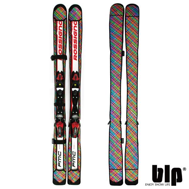 BLP SKI SOLE GUARD dedicated ski snowboard! MIXCHK (check mix) 2-1 set!