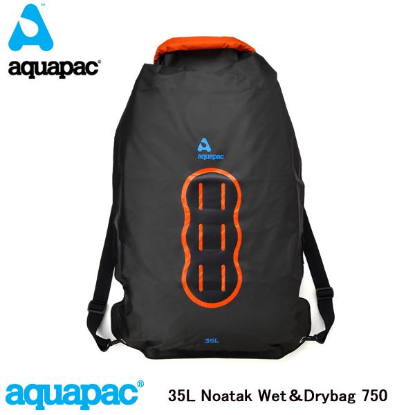 送料無料イギリス製ブランド aquapac 755 Noatak ウェット&ドライバック完全防水アクアパックウォータープルーフケースのリュック 550 x 960 mm(60L)防水・防塵・防砂・防油・防汚登山やハイキングやウォータークライミングに!