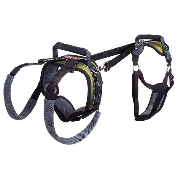 犬 介護用品 歩行サポート ドッグヘルパー フルボディ M