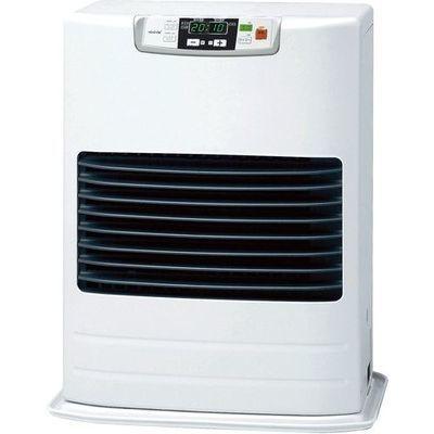 トヨトミ FF-V4501 (W)ホワイト FF式石油ストーブ(温風タイプ)木造12畳まで/コンクリート19畳まで リビルト品