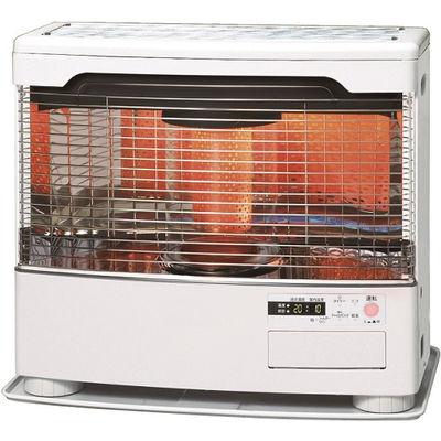 トヨトミ 赤外線と温風のダブル暖房 FF式ストーブ(木造~18畳/コンクリート~25畳) FR-70H リビルト品