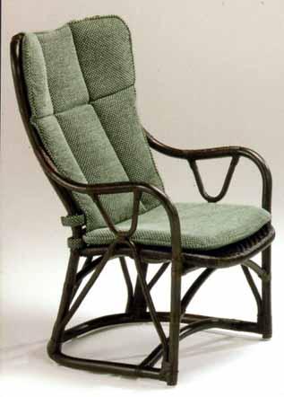 02-0795-80 風間(カザマ) KAZAMA アコルデ アームチェア ラタン家具  籐家具