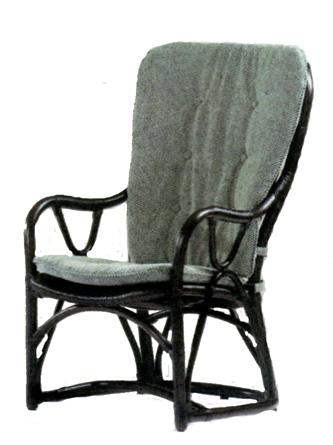 01-0446-80 風間(カザマ) KAZAMA アコルデ アームチェア ラタン家具  籐家具