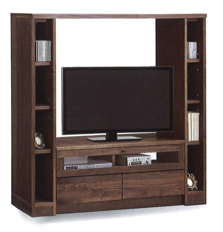 150TVボード オグリ WN:クルミ材無垢/NA:オーク材42型まで収納できます。TVをDVD等のサイズにあわせて前後に移動できますTVボードの奥行27cm、39cmから選べます。送料無料(玄関渡し)、北海道・沖縄・離島は除く要在庫確認