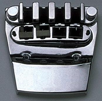 リッケンバッカー用ブリッジ BB-0316-010 Bridge and Tailpiece for Rickenbacker 送料無料