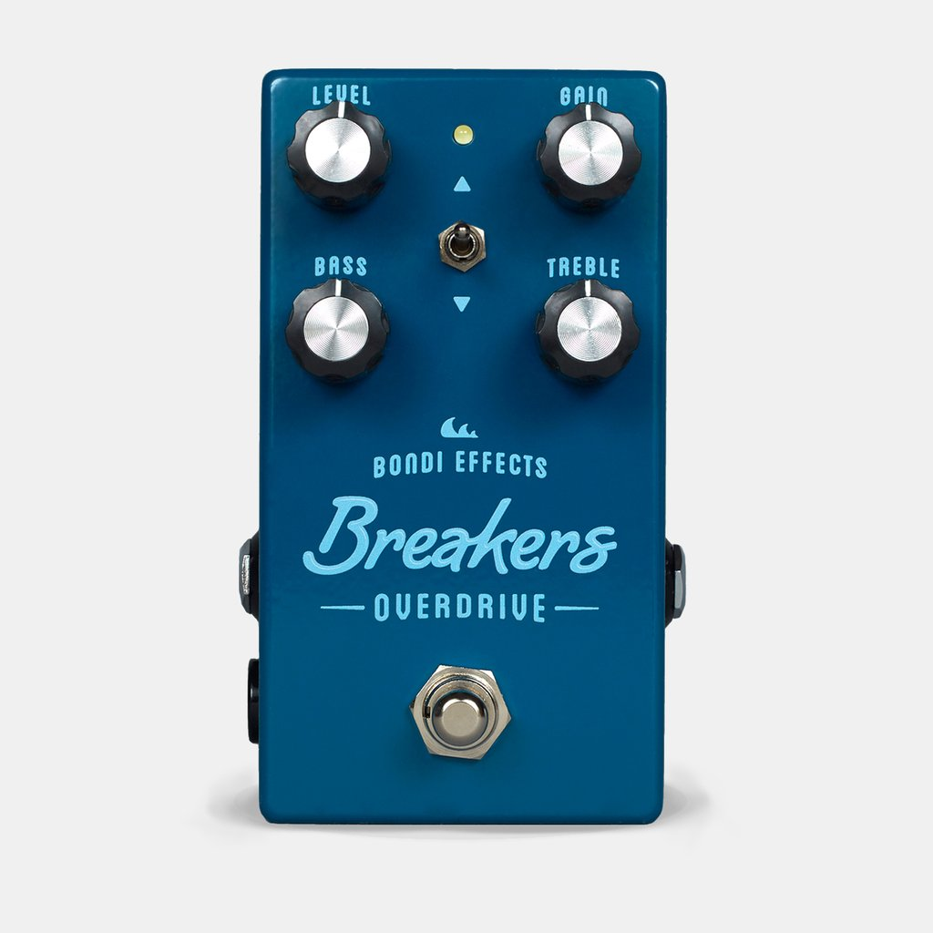 Bondi Effects Breakers Overdrive【新品】【エフェクター】