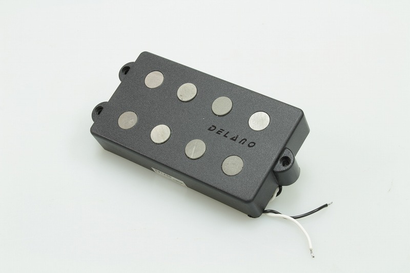 【new】Delano MC 4 AL/V4 parallel wired vintage style dual coil humbucker for Musicman Bass【ベース用ピックアップ】【デラノ】