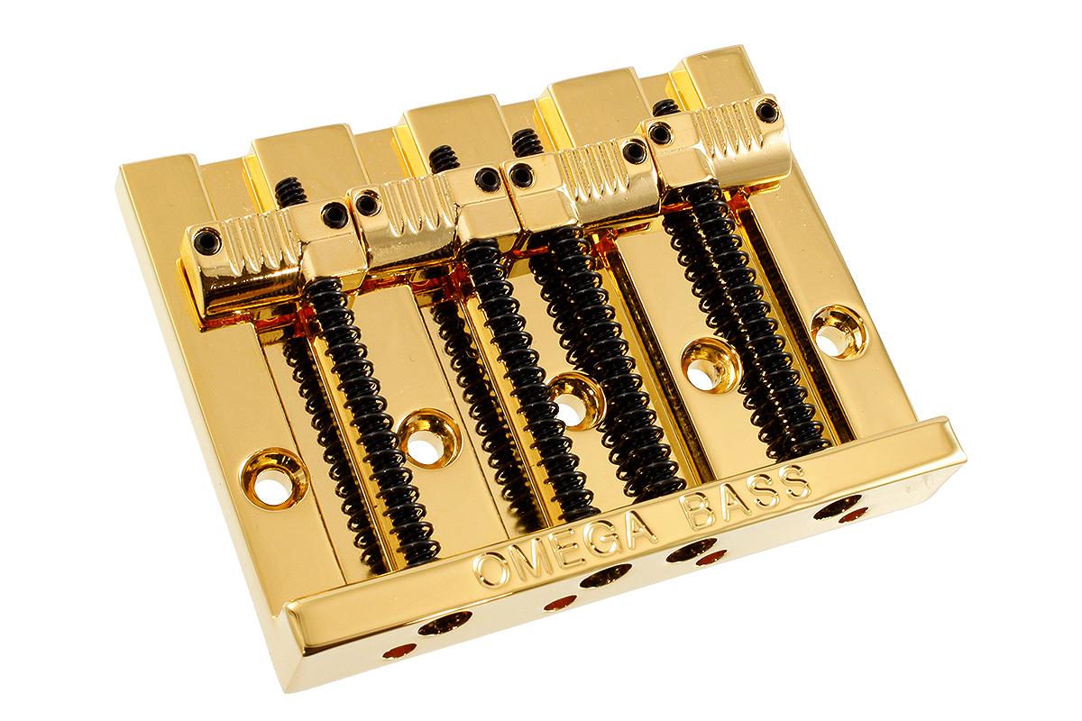 ベース用ブリッジ BADASSコピー Omega Bass Bridge Grooved for BADASSコピー 4strings for ゴールド Grooved バダス ブリッジ ベース, habitchildrenハビットチルドレン:9ecd9000 --- officewill.xsrv.jp