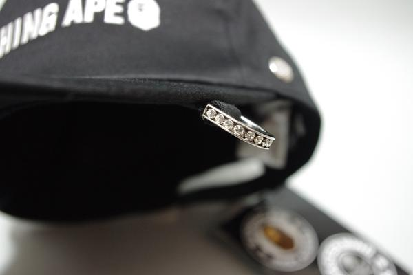 BAPE ape x master India MASTERMIND collaboration with Isetan limited MMJ Cap CAP ladies (for both men and women)