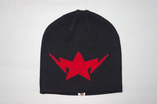 Bid Land  エイプ BAPE star twin star knit cap  3e53ca75dfa