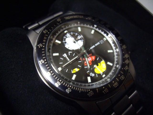 JAMHOMEMADE × DISNEY 限定 ミッキーマウス腕時計