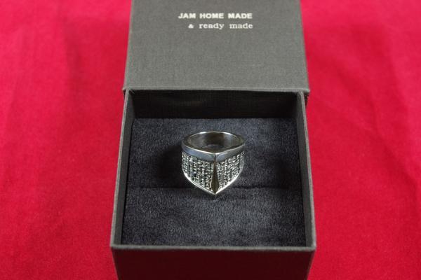 特価 ジャムホームメイドJAM HOME MADE ヤコブリング指輪104