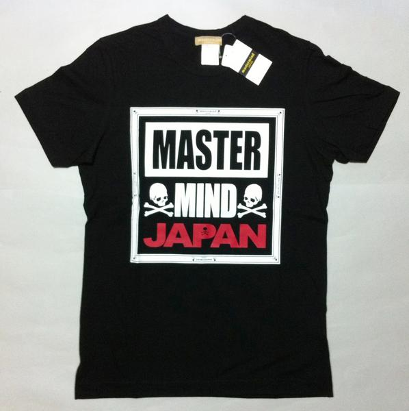 mastermind JAPAN mastermind Japan Isetan limited edition skull T shirt charity DON 'T DREAM IT's