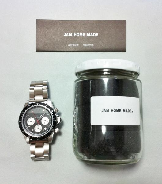 JAM HOME MADE (잼 홈 메이드) JAM DIAMOND WATCH TYPE C 시계