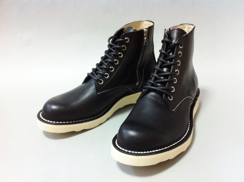 SOPHNET.ソフネット 7HOLE ZIP UP WORK BOOTS ブーツ