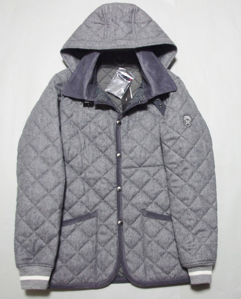 特価 uniform experiment QUILTING HOOD BLOUSON フードブルゾン