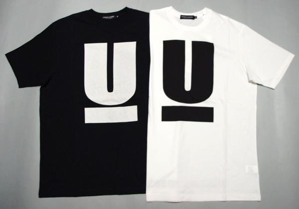 UNDERCOVER 언더 커버 U 밑줄 한정 티셔츠