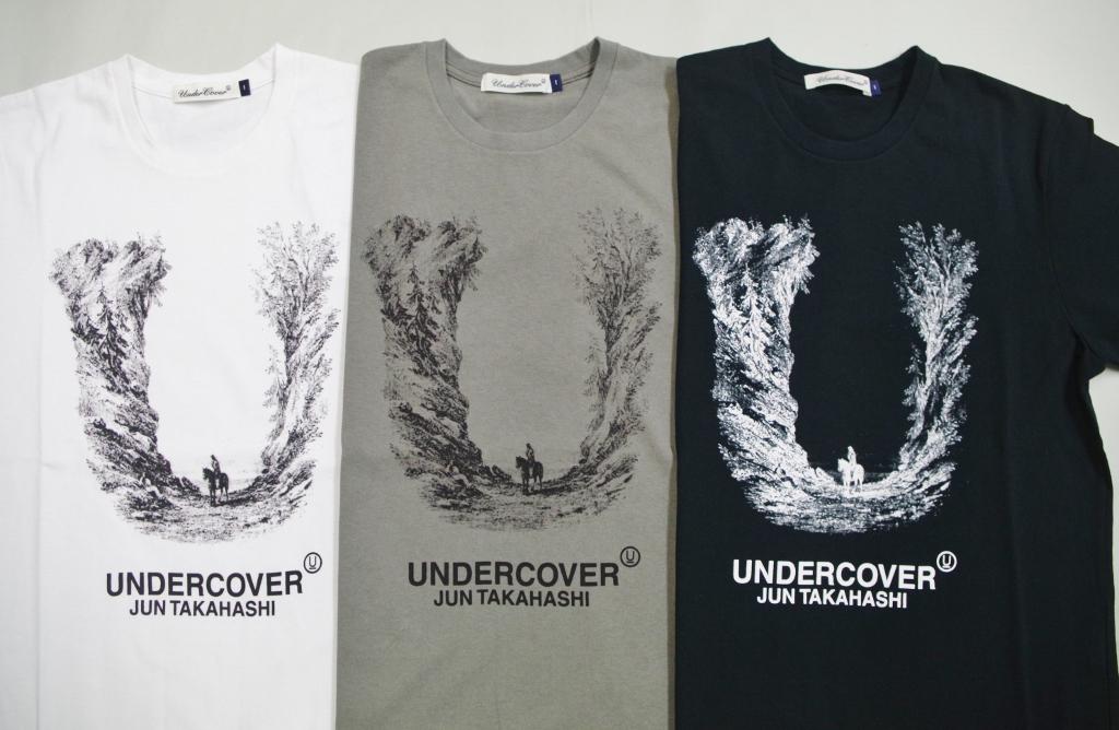 New Tee Bid Work Shirt Scenery 2017 U LandUndercover Under Cover T AR4j35L