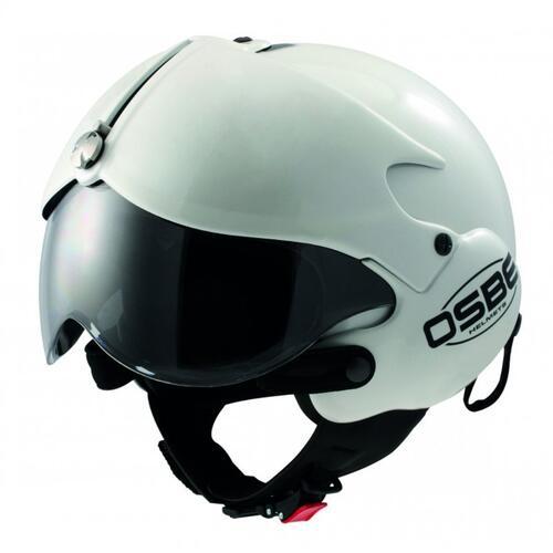 大人気のエアークラフトパイロットヘルメットに限定新色緊急入荷再!サイズの見直しと内装が取り外せる仕様になり更に快適に!!ラストチャンス!!うれしい即日発送!!パールホワイト