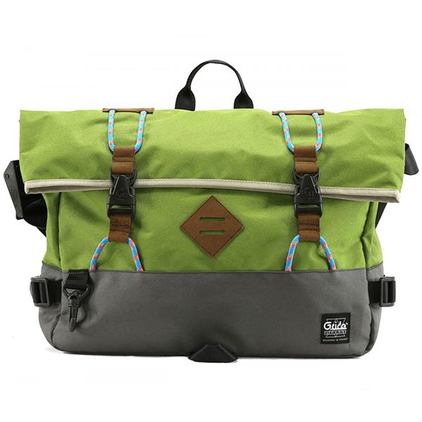 c1426607402d BigOne  Light roll top bag fashionable shoulder bag Messenger bag Paris  departure