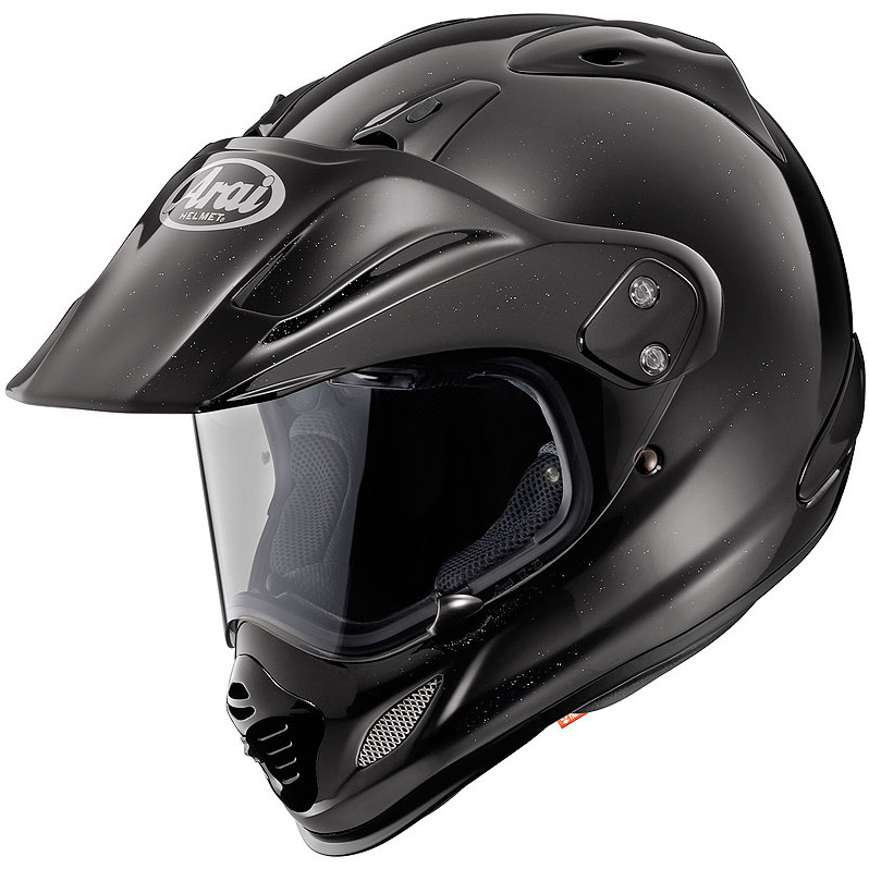 Arai ARAI TOUR CROSS 3 GLASS BLACK 59-60 (l) off-road tour cross 3 G Black