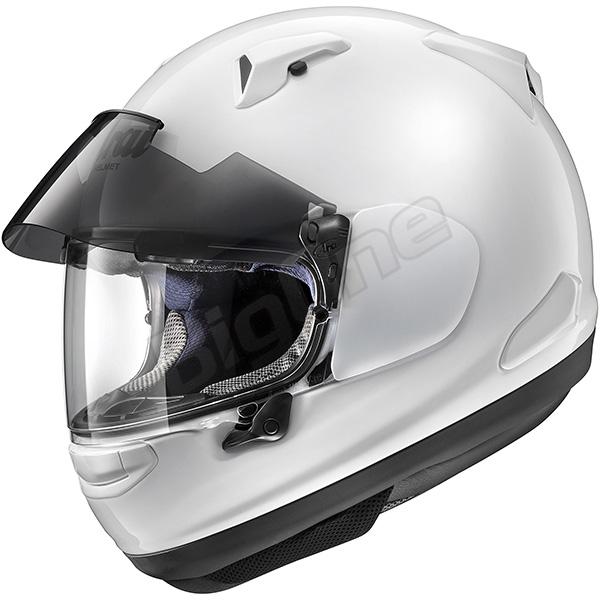 【ヘルメット】 ARAI ASTRAL-X グラスホワイト glass white 59-60cm フルフェイス アストラルX